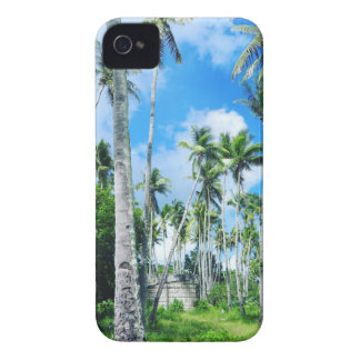 Paradise in the Pacific iPhone 4 Case