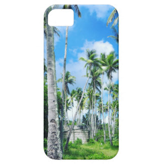 Paradise in the Pacific iPhone 5 Case