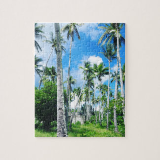 Paradise in the Pacific Jigsaw Puzzle