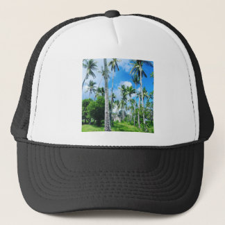 Paradise in the Pacific Trucker Hat
