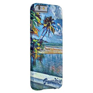 Paradise: iPhone 6/6s, Barely There Phone Case