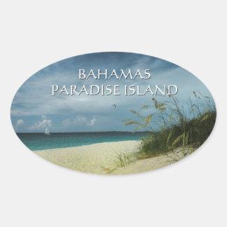 Paradise Island Bahamas Sticker