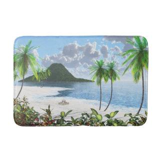 Paradise Island Bath Mat