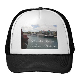 Paradise Island Trucker Hat