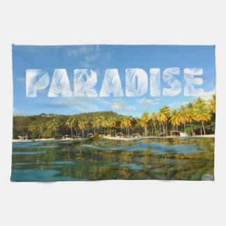 Paradise Kitchen Towel