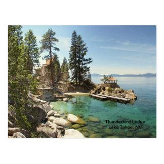 Paradise @ Lake Tahoe, Nevada Postcard