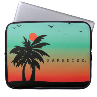 Paradise Laptop Sleeve