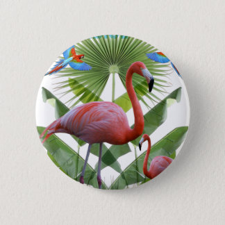 Paradise lost 2 inch round button