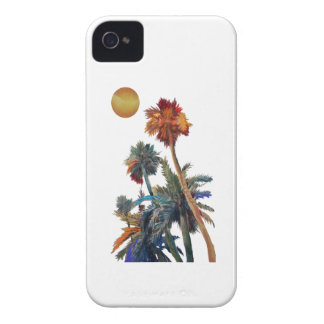 Paradise Palms iPhone 4 Cover