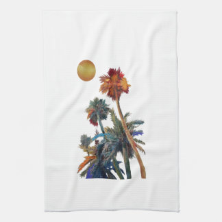 Paradise Palms Kitchen Towel