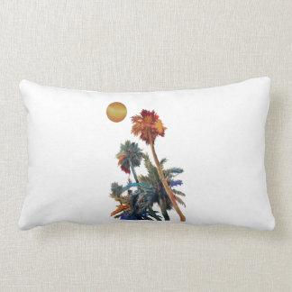 Paradise Palms Lumbar Pillow