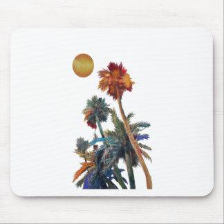 Paradise Palms Mouse Pad