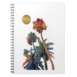 Paradise Palms Notebook