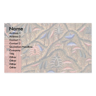 Paradise Paradise The Four Rivers And The Gate O Business Card Templates