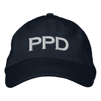 Paradise Police Department hat Embroidered Hat