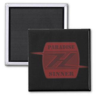 Paradise Sinner Magnet