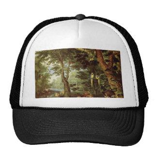 Paradise Trucker Hat
