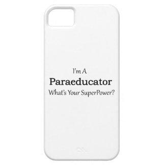 Paraeducator iPhone 5 Cover