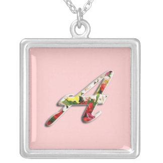 Parafez un collier de fleur