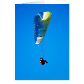 Paraglider Card
