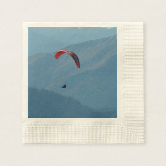 Paraglider Paragliding Disposable Napkins