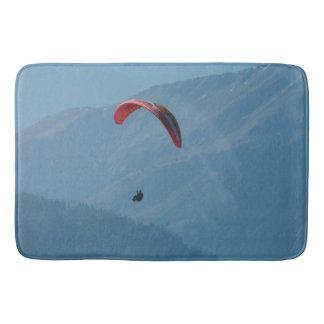 Paraglider Paragliding Para Glide Bath Mat