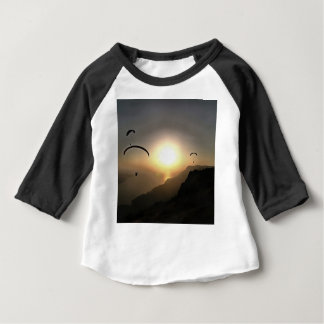 Paragliders Flying Without Wings Baby T-Shirt