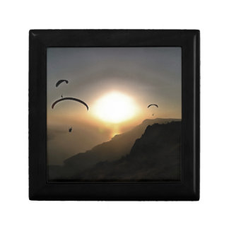 Paragliders Flying Without Wings Gift Box