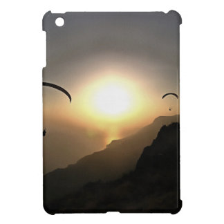 Paragliders Flying Without Wings iPad Mini Case