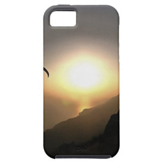 Paragliders Flying Without Wings iPhone 5 Case