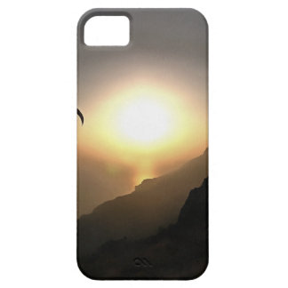 Paragliders Flying Without Wings iPhone 5 Covers