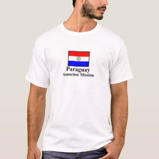 Paraguay Asuncion Mission T-Shirt