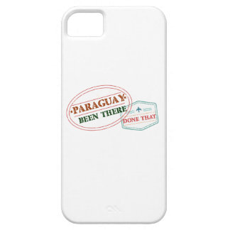 Paraguay Been There Done That Case For The iPhone 5