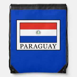 Paraguay Drawstring Bag