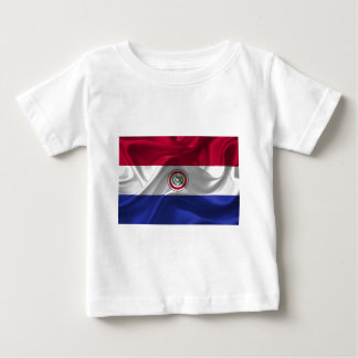 paraguay-Flag Baby T-Shirt