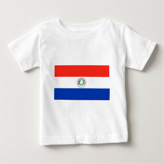 Paraguay Flag Baby T-Shirt