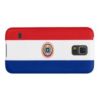 Paraguay Flag Galaxy S5 Cover