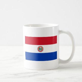 Paraguay Flag Coffee Mug