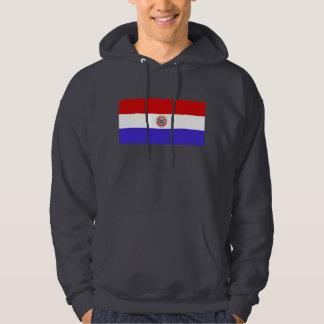Paraguay Flag Hoodie