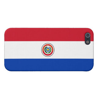 Paraguay Flag iPhone 5 Case