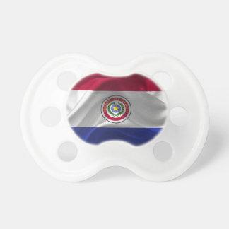 paraguay-Flag Pacifier