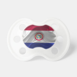 paraguay-Flag Pacifiers