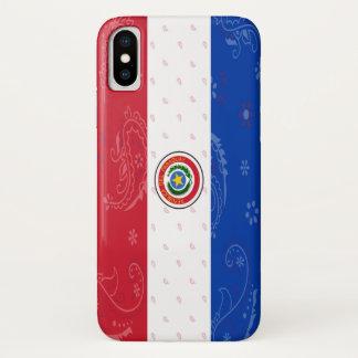Paraguay Flag Phone Case