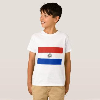 Paraguay Flag T-Shirt