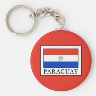 Paraguay Keychain