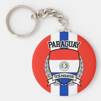 Paraguay Keychain