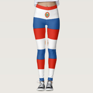 Paraguay Leggings