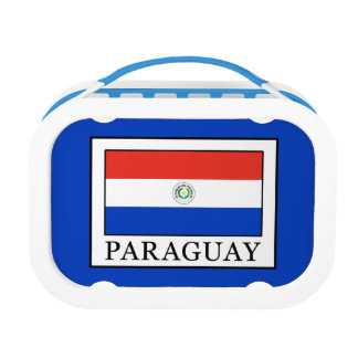 Paraguay Lunch Box