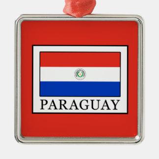 Paraguay Metal Ornament