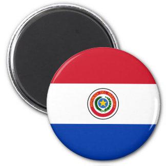 Paraguay, Paraguay flag Magnet